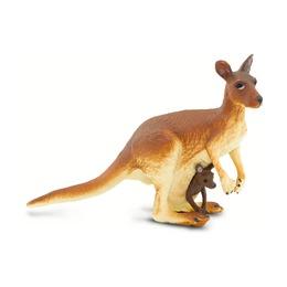 Кенгуру с малышом