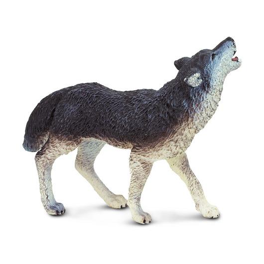Обыкновенный серый волк