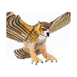 Большая рогатая сова