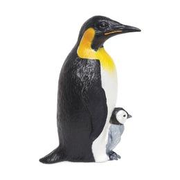 Императорский пингвин с детенышем, XL