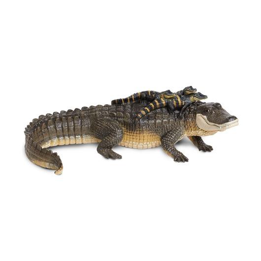 Крокодил с малышами, XL