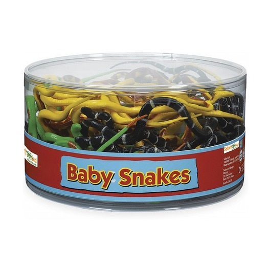 Детеныши змей, 36 шт.