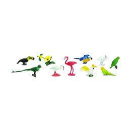 Набор Экзотические птицы