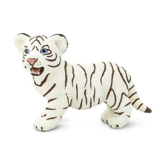 Белый бенгальский тигр, детеныш