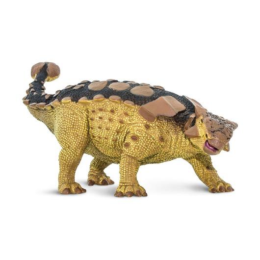 Анкилозавр, XL